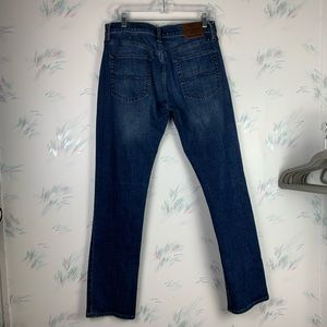 Lucky Brand Jeans - Lucky Brand 121 Heritage Slim Jeans Dark Blue 32